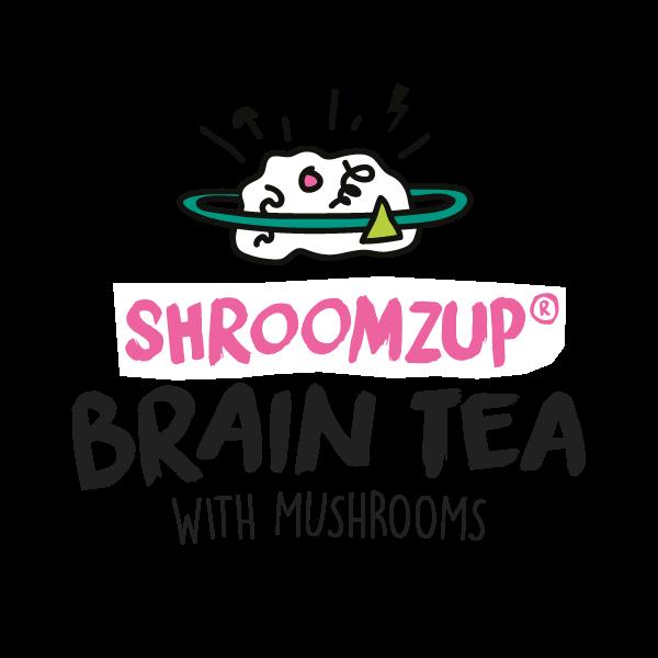 ShroomzUp BrainTea